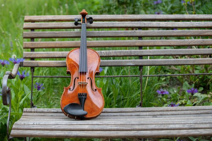 Stradivari Violine